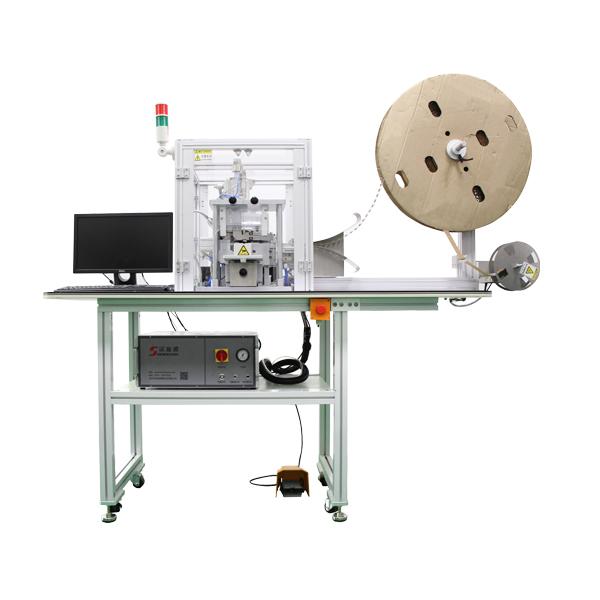 超声波自动送料端子hanjie机