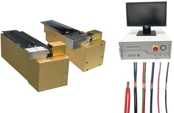 超声波线束焊接机 汽che线束焊接需考lvna些问题?