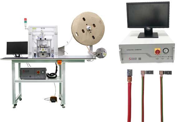 超声波自动送料duan子焊接机优点都有na些?